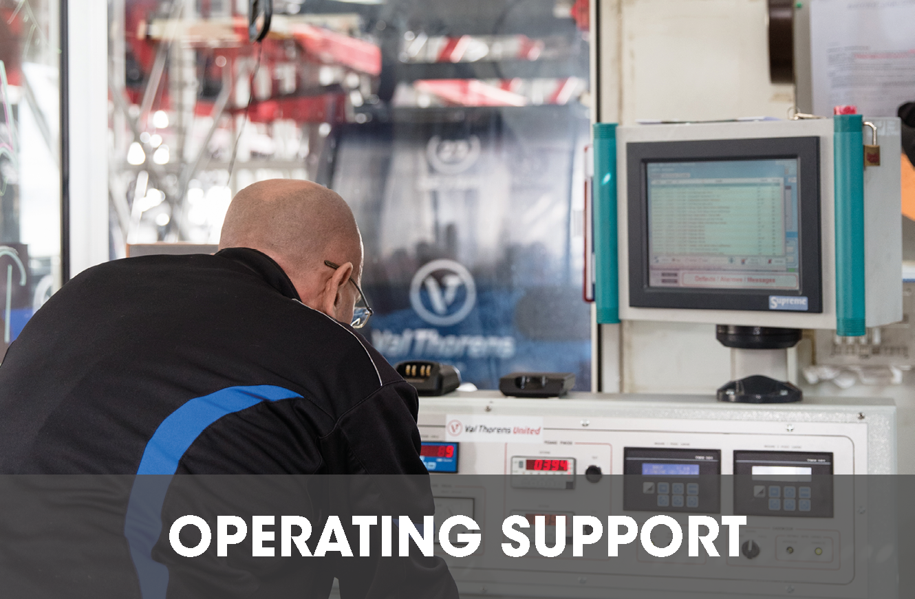operating support