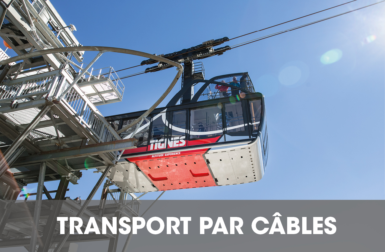 transport cables